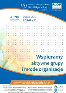 """""""Lubelskie Lokalnie Mikrodotacje FIO 2"""""""