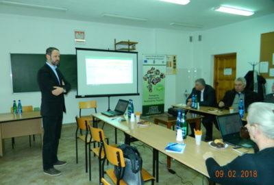 Warsztat refleksyjny poświęcony wdrażaniu Lokalnej Strategii Rozwoju